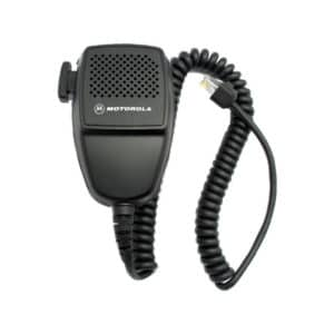 Motorola CM Series Compact Mic No Hang Up Clip