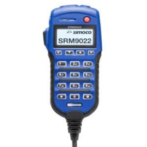 Simoco SRM9022 Blue Controller Microphone