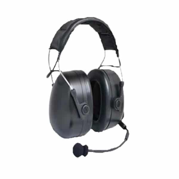 Hytera PD7 Series Heavy Duty Headset & Boom Microphone