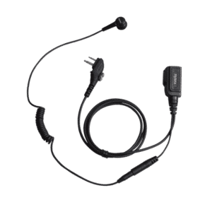 Hytera PD505 Earbud With Inline MIcrophone & PTT