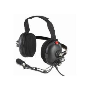 Kenwood TK Series ClearTRAK, Behind Head Headset, Extreme Noise, Earcup PTT