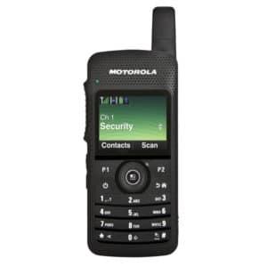 SL4000e Series Digital Slim Portable Radio - MDH81QCN9SA2A, Enhanced Features No Option Board