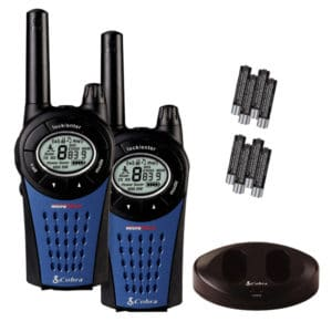 MT975VP Portable Licence Free Radio - Twin Pack