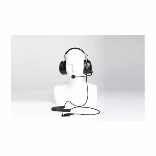Hytera PD7 ATEX Heavy Duty Headset Inc N2 PTT