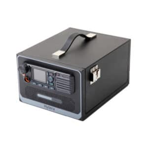 Hytera MD785 Desktop Power Supply Inc Cabinet