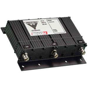 ICOM IC-R5100/IC-R6100 UHF Or VHF Duplexer