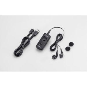 ICOM IC-A120E Bluetooth Earpiece Mic/PTT