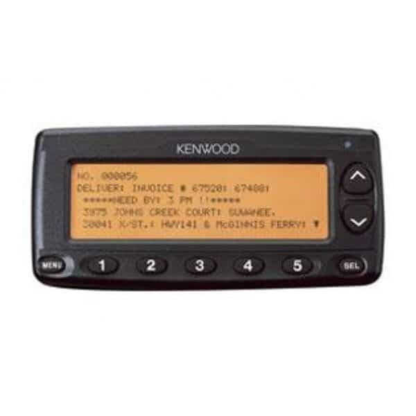 Kenwood KDS-100 Mobile Data Terminal