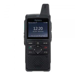 PNC370 PTT over Cellular Radio Front